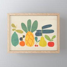 Fruits Framed Mini Art Print