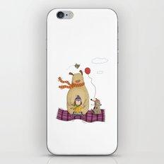 FLYING CARPET iPhone & iPod Skin