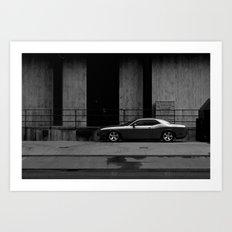Mopar Art Print