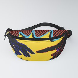 A Touch too Much – PoP Art Fanny Pack