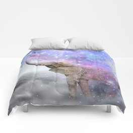 Don't Be Afraid To Dream Big Comforters