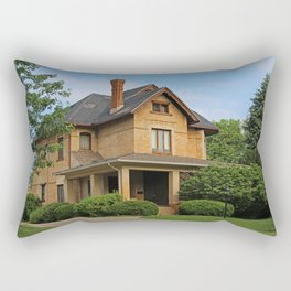 Old West End Brown 25 Rectangular Pillow