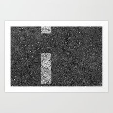 Texture N0. Art Print