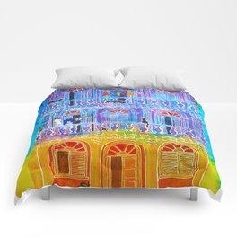 Old Havana Comforters