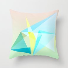 My Prism Throw Pillow
