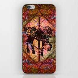 Tangleheart Carousel iPhone Skin