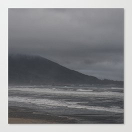 The Moody Days 3 Canvas Print