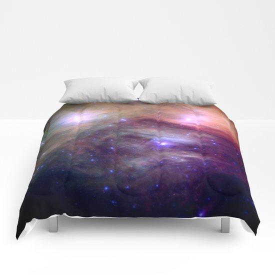 Galaxy : Pleiades Star Cluster NeBula by vintageby2sweet