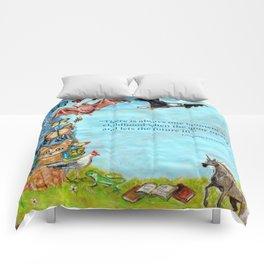 Graham Greene, childhood Comforters