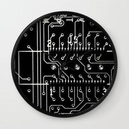 Circuit Wall Clock