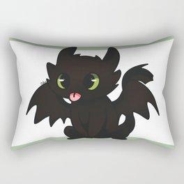 My little dragon... Rectangular Pillow