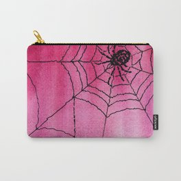 Spidery Web Carry-All Pouch