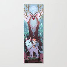Return of the forest Canvas Print