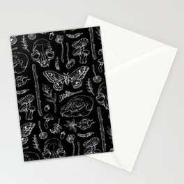 Witchcraft II [Black] Stationery Cards