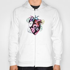 Heart Bomb Hoody