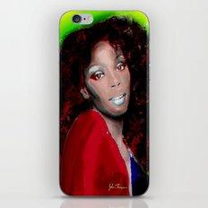 Donna Summer iPhone & iPod Skin