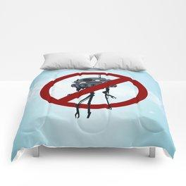 Drones are spooky? Comforters