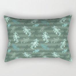 leafy seadragon Rectangular Pillow