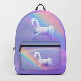 Unicorn and Rainbow Backpack