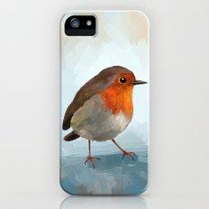 Robin iPhone (5, 5s) Slim Case
