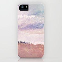 MM 323 . Sequoia x Sequoia iPhone Case