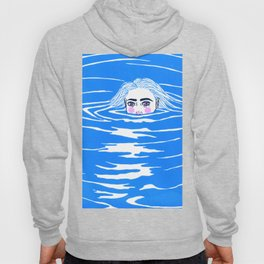 A Girl in the Water Hoody