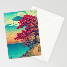 The New Year in Hisseii Stationery Cards