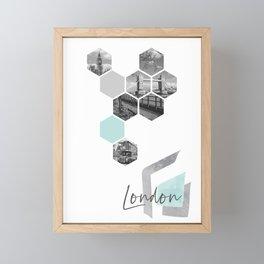 Urban Design LONDON Framed Mini Art Print