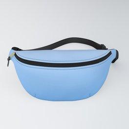 Blauer Ombré - Blue Gradient Fanny Pack