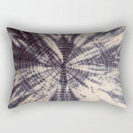 grey boho vibes Rectangular Pillow