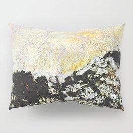 Golden mountains Pillow Sham