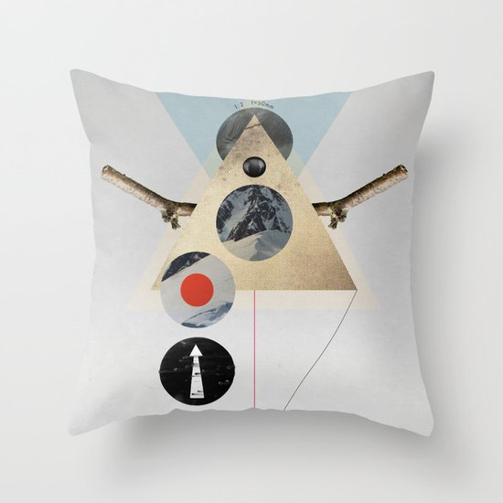 rvlvr.net project entry Throw Pillow