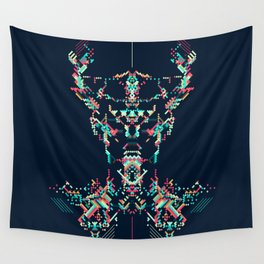 Space Viking Wall Tapestry