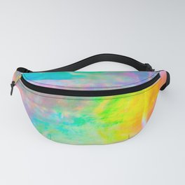 Prisms Play Of Light 1 Fanny Pack