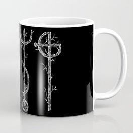 Draumstafur II Coffee Mug