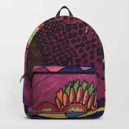 Happy Fruit Backpack