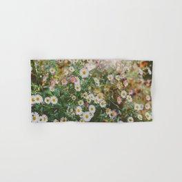 Meadow Wild Flowers Hand & Bath Towel
