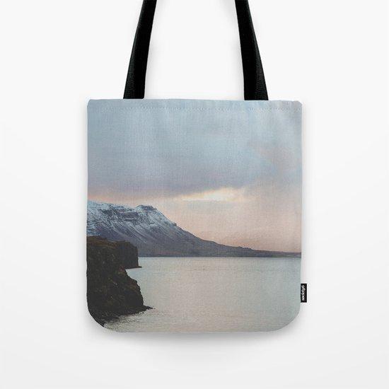 Western Region, Iceland Tote Bag