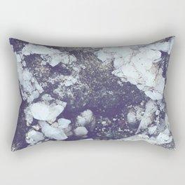 Fresh Milky Quartz Rectangular Pillow