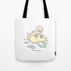 Nuts! Tote Bag