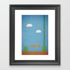 Level 1 Framed Art Print