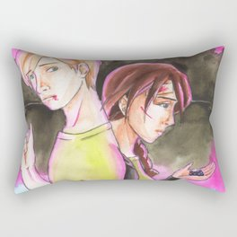 To Have a Victor Rectangular Pillow