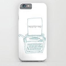 Vintage typewriter Slim Case iPhone 6s
