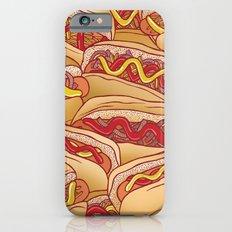 Hotdogs iPhone 6 Slim Case