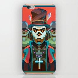 Baron Samedi iPhone Skin