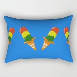 Traffic Cone Rectangular Pillow