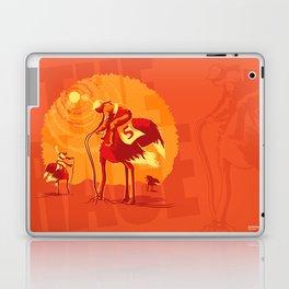 THE RACE Laptop & iPad Skin