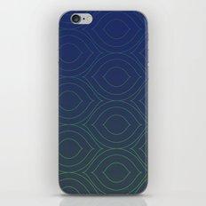 The Peacock iPhone & iPod Skin