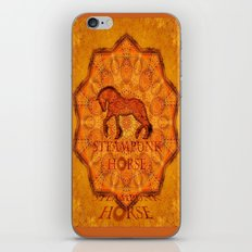 HORSE - Steampunk iPhone & iPod Skin