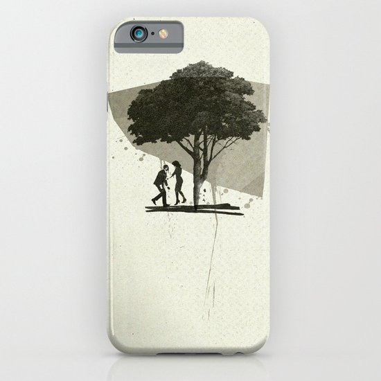 (Down By The) Family Tree | Collage iPhone & iPod Case